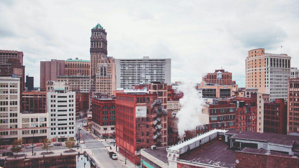 città di Detroit